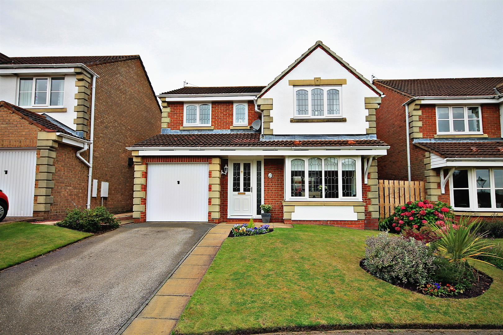 4 Bedrooms Detached House for sale in Oatlands Way, Pity Me, Durham